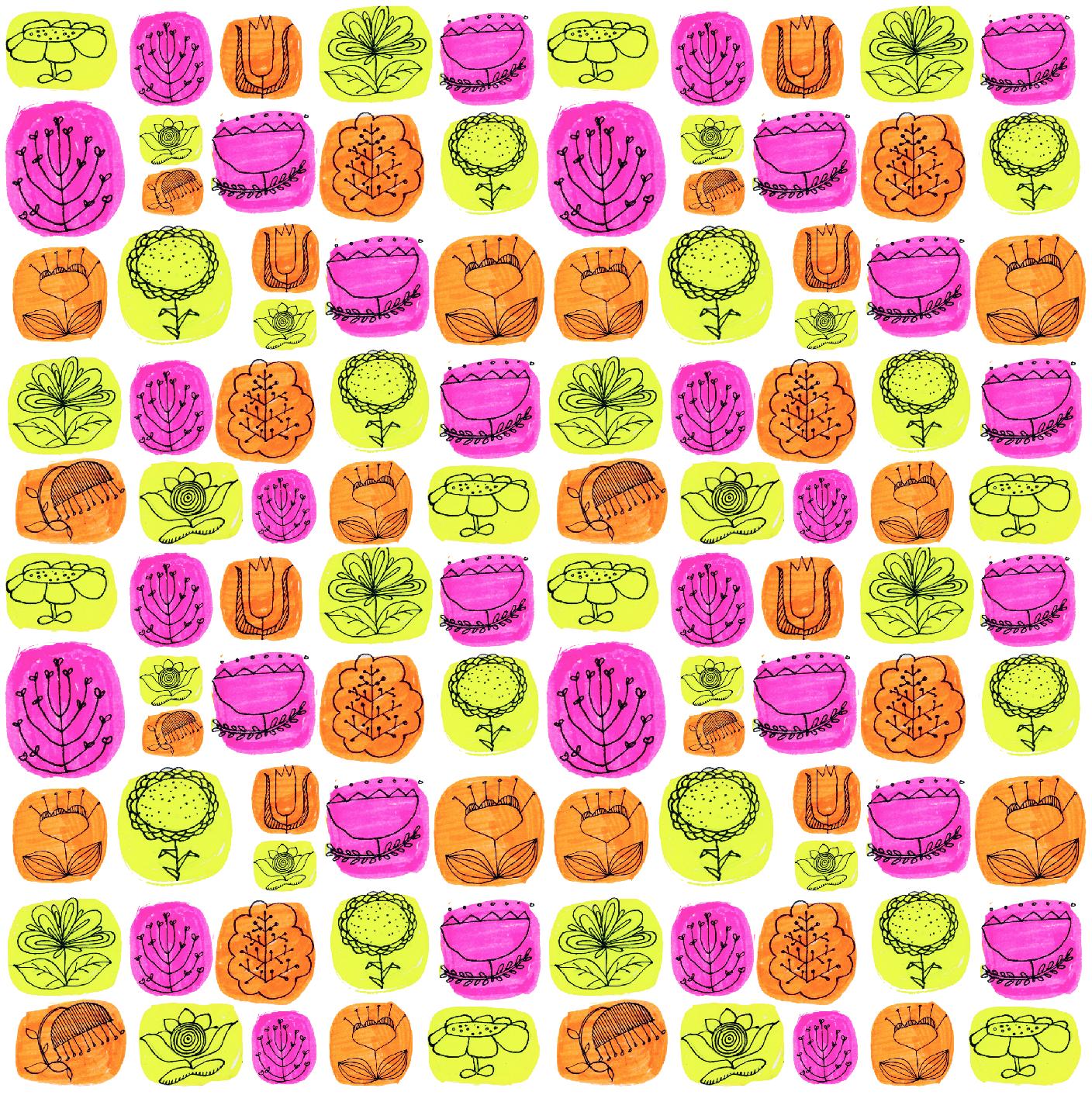 Old Skool repeat pattern