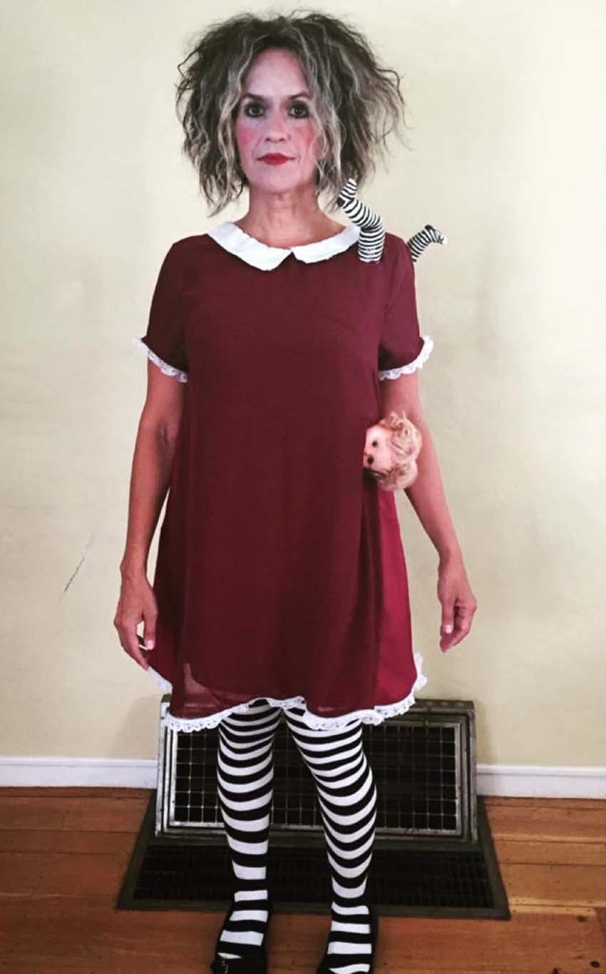 parasitic twin costume