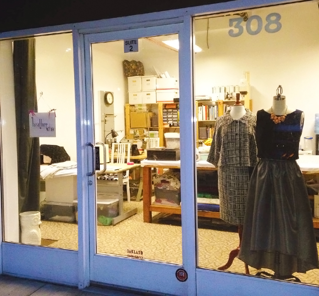 Heather's Studio / Store front