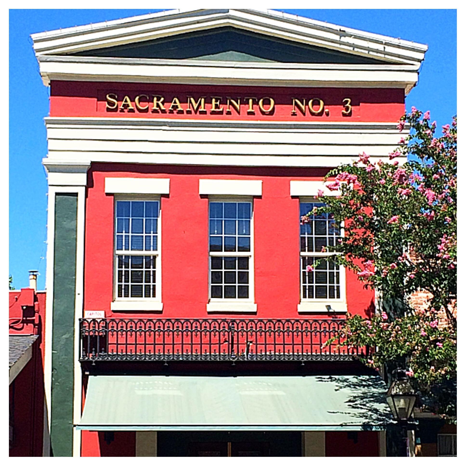 Old Downtown Sacramento.