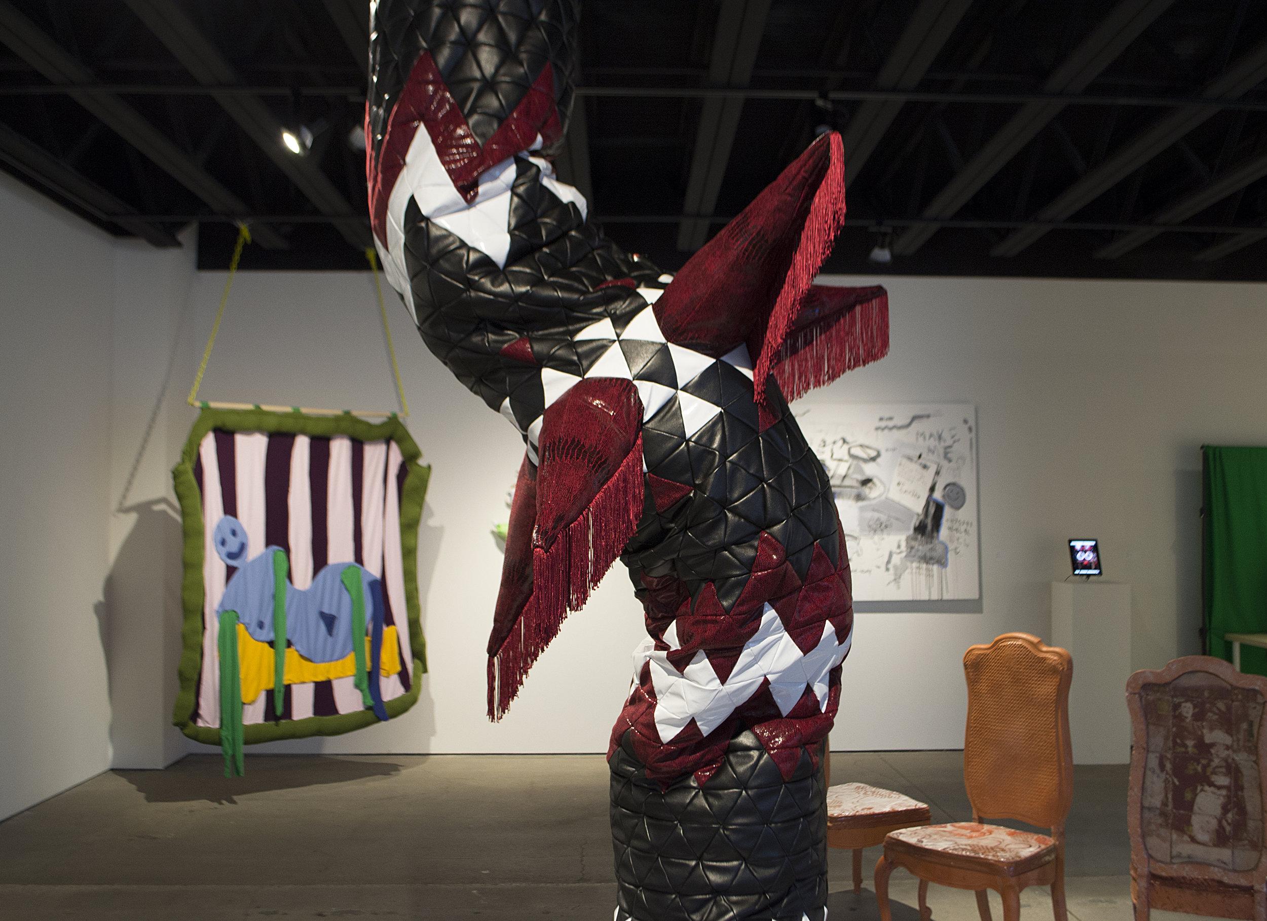 2015 Annual BFA Exhibition , H&R Block Artspace, Kansas City, Mo. 2015