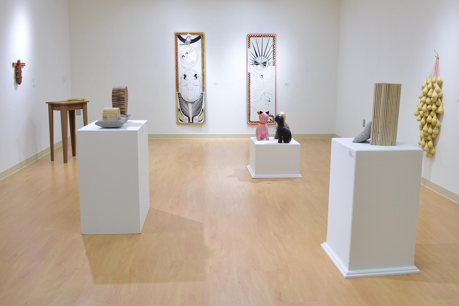 Grit: Arrowmont Artists-in-Residence , Bob Owens Gallery, University of North Georgia, Dahlonega, Ga. 2017