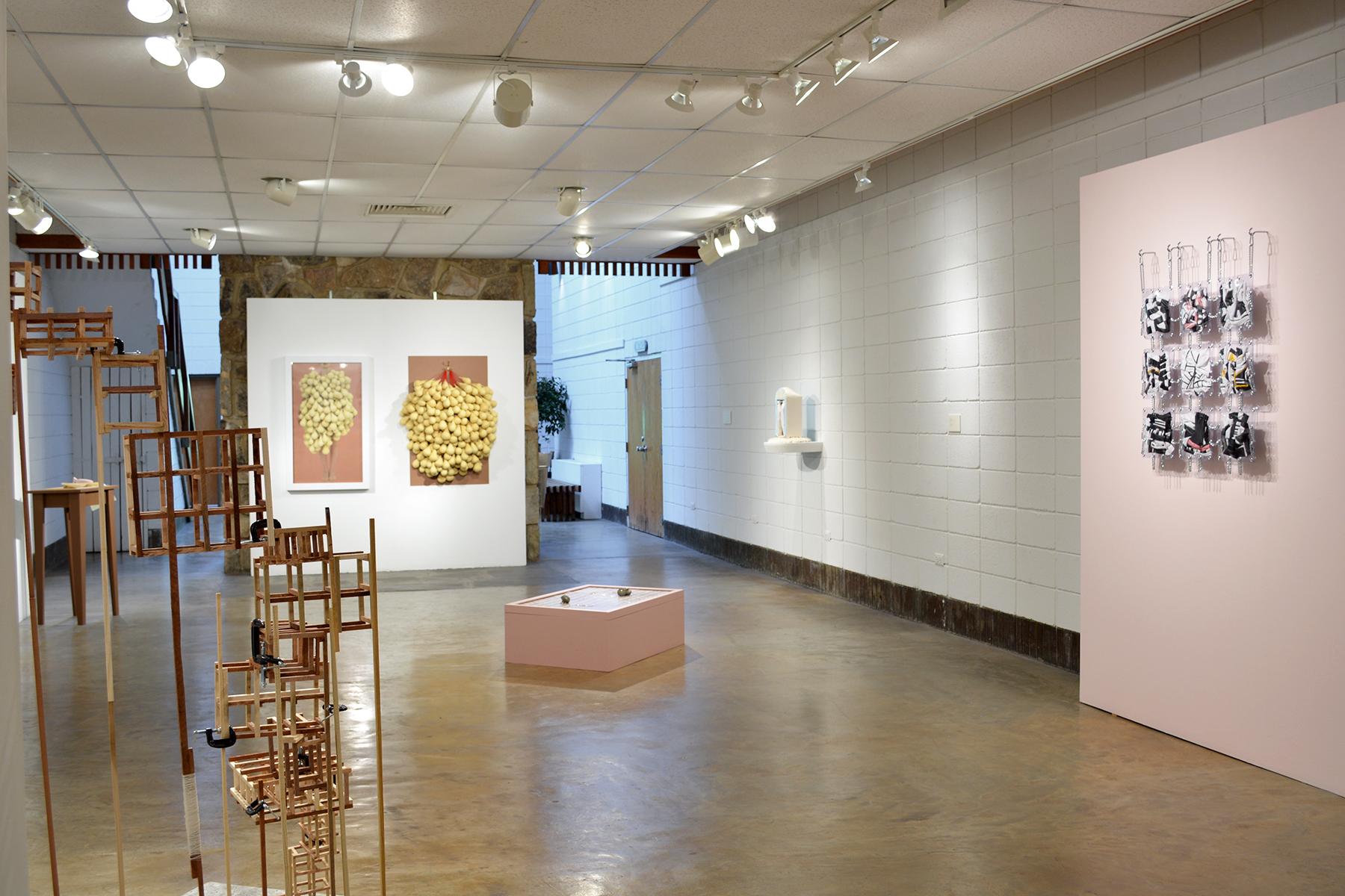 Alternative Bodies , Arrowmont School of Arts and Crafts, Sandra J. Blain Gallery, Gatlinburg, Tn. 2018