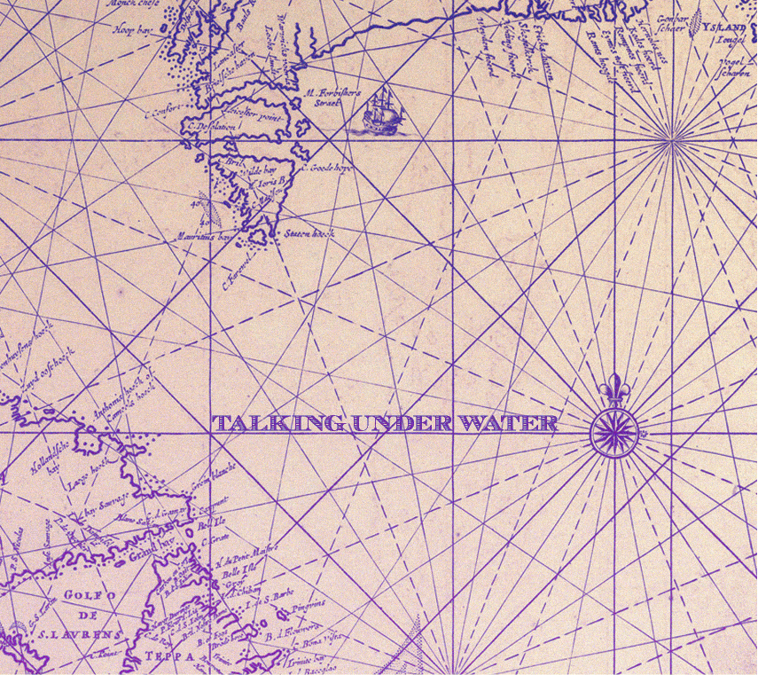 Talking Under Water  debut full-length album now available for pre-order on iTunes!