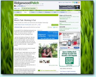 Ridgewood Patch, 2011