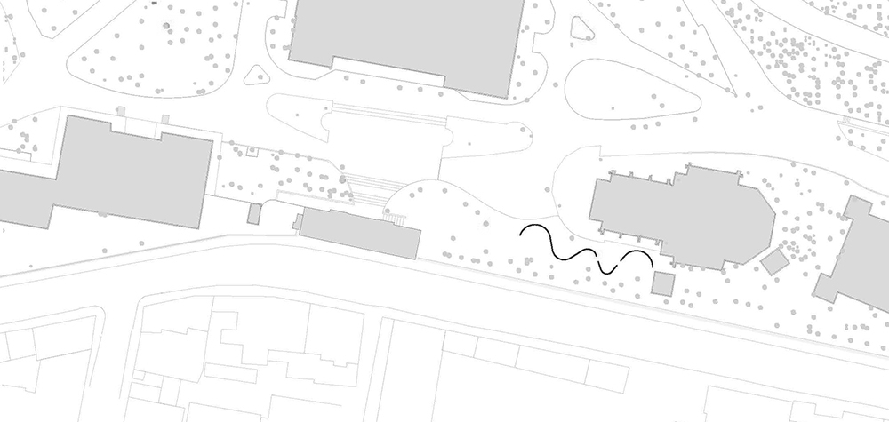 _The American University of Beirut _Site Plan