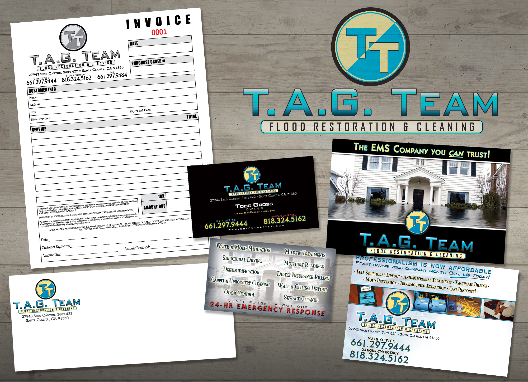 T.A.G. Team Flood Restoration & Cleaning