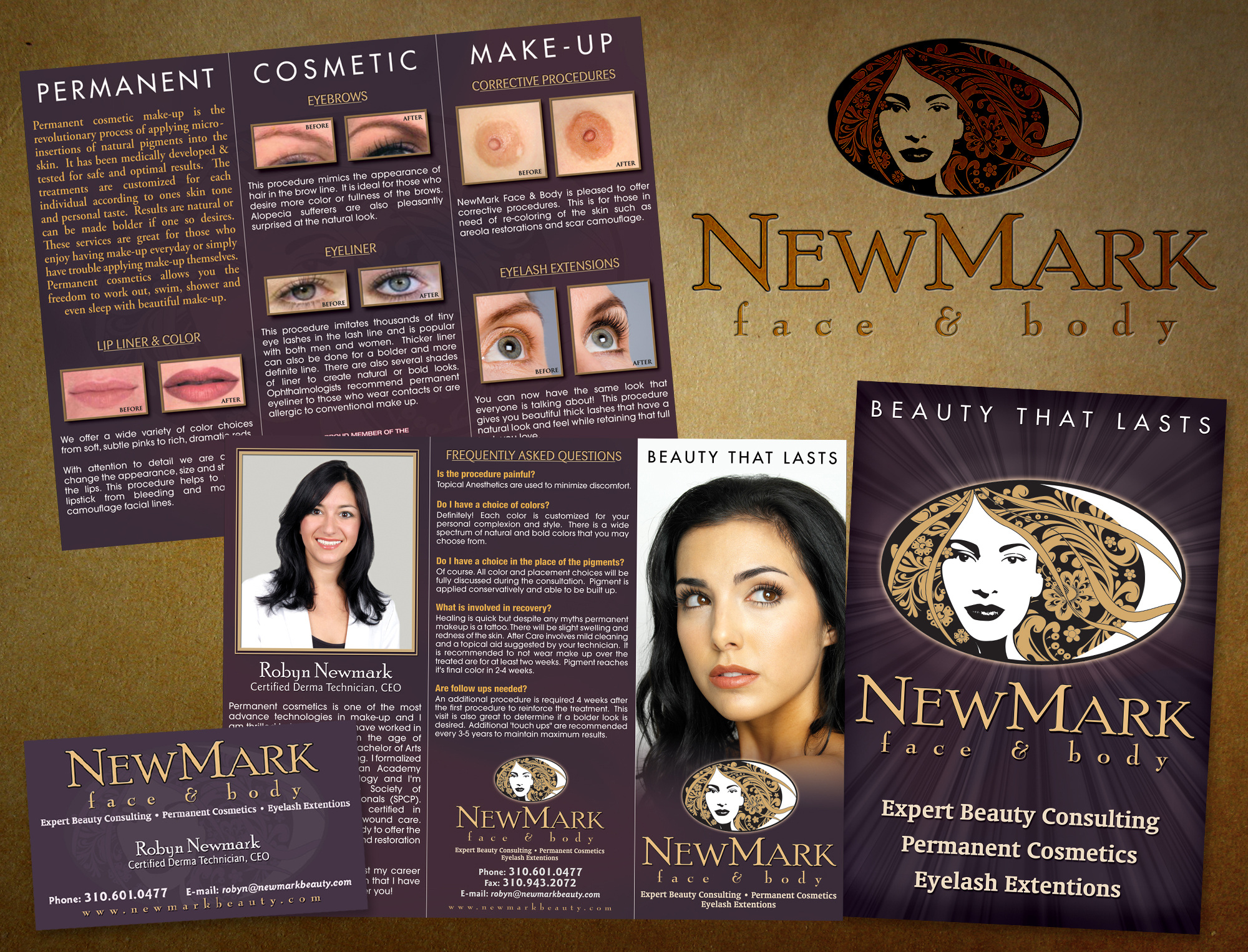 NewMark Face & Body
