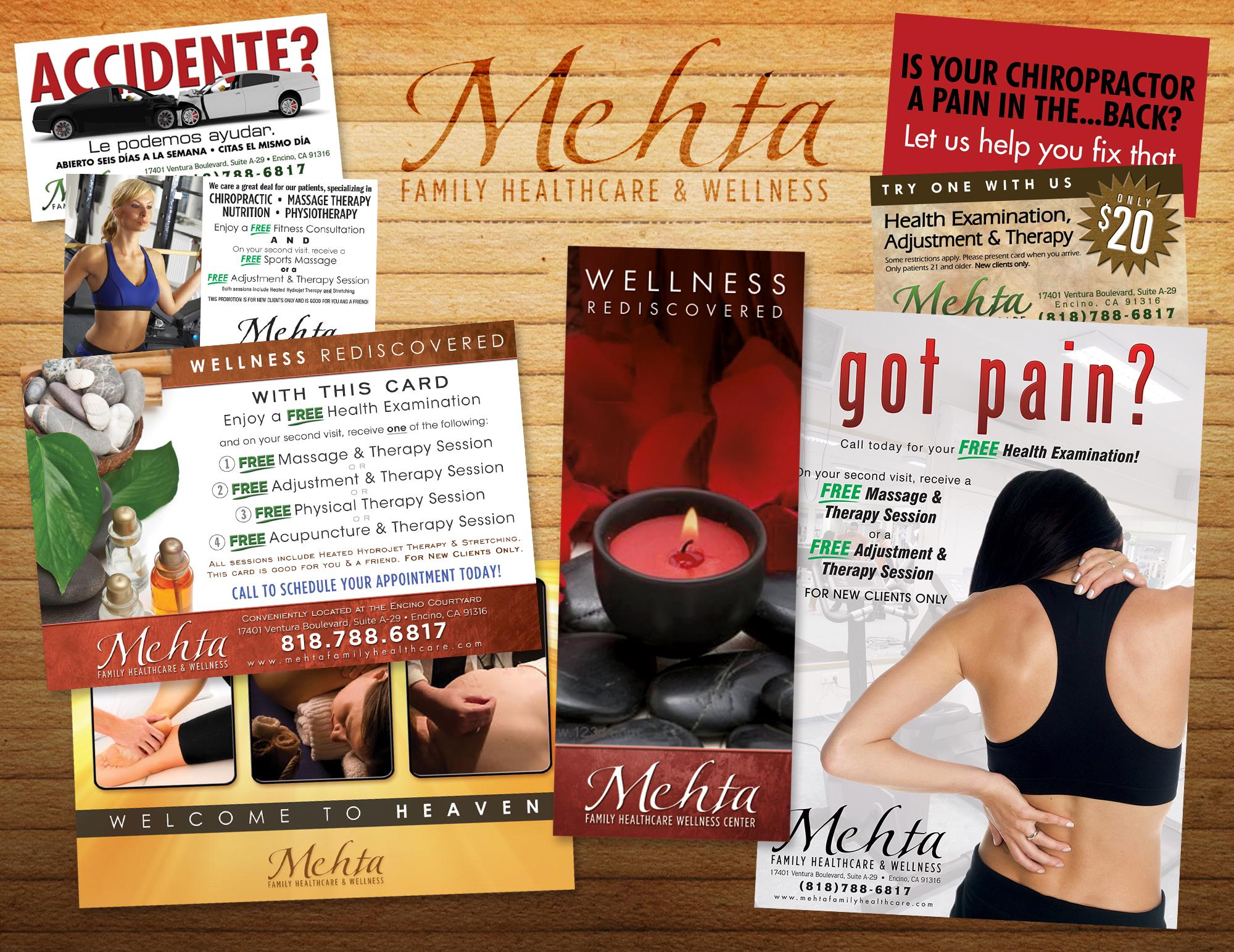 Mehta Family Healthcare & Wellness