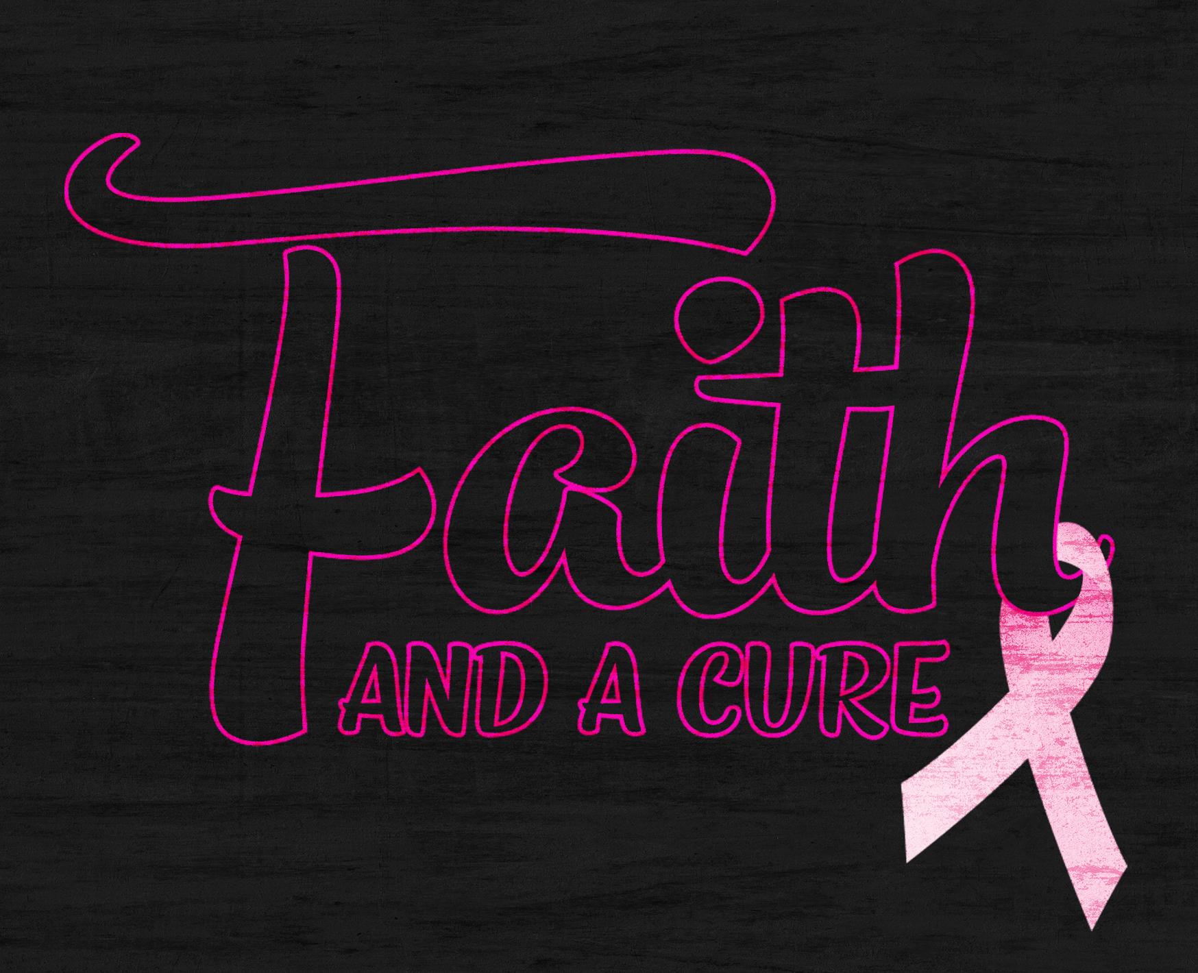 Faith & A Cure