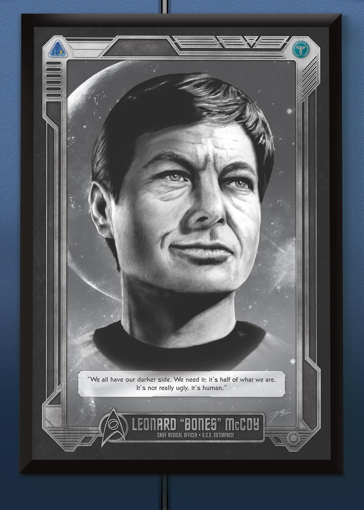 """Starfleet Academy - Dr. Leonard McCoy"""