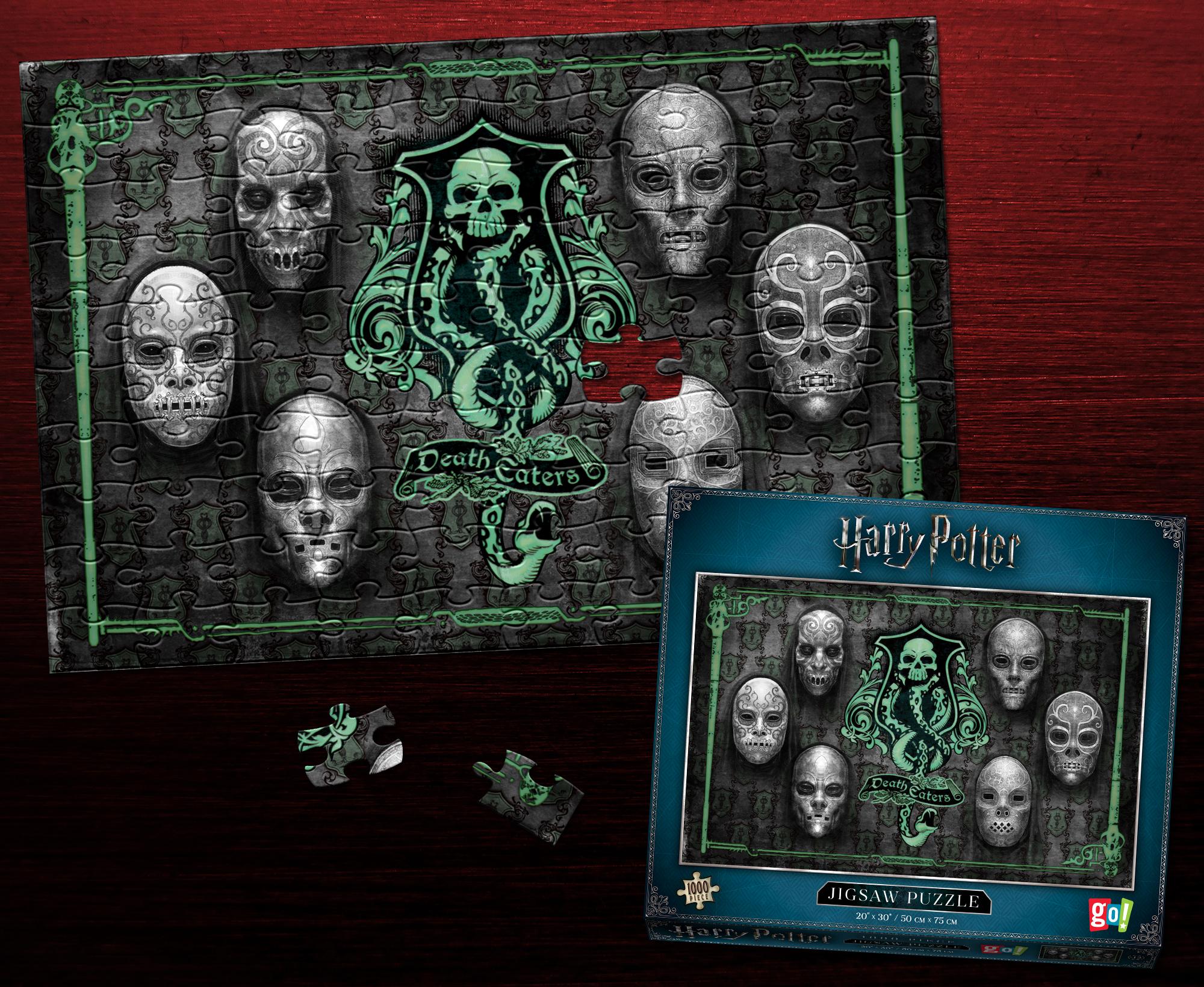"Harry Potter ""Death Eaters"" 1000-pc Puzzle"