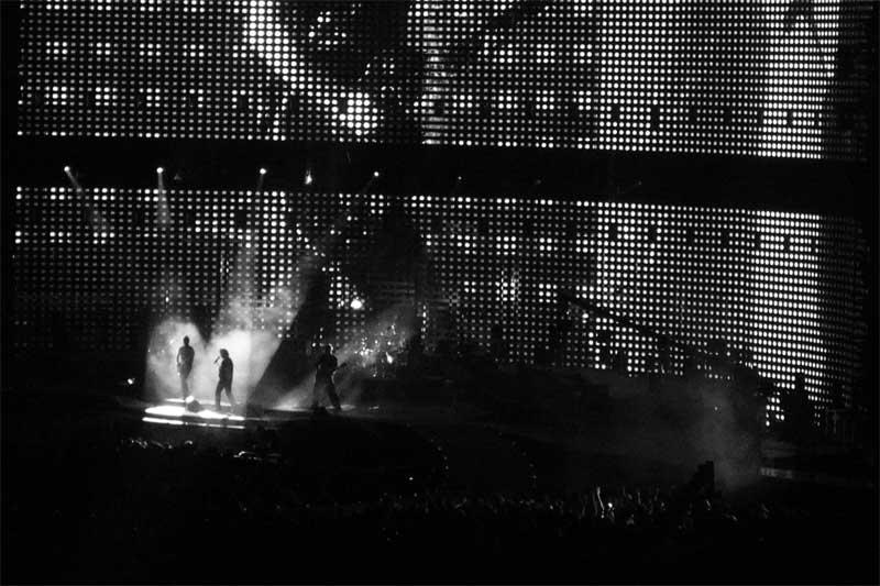 U2 en River Plate, 2 de Marzo de 2006