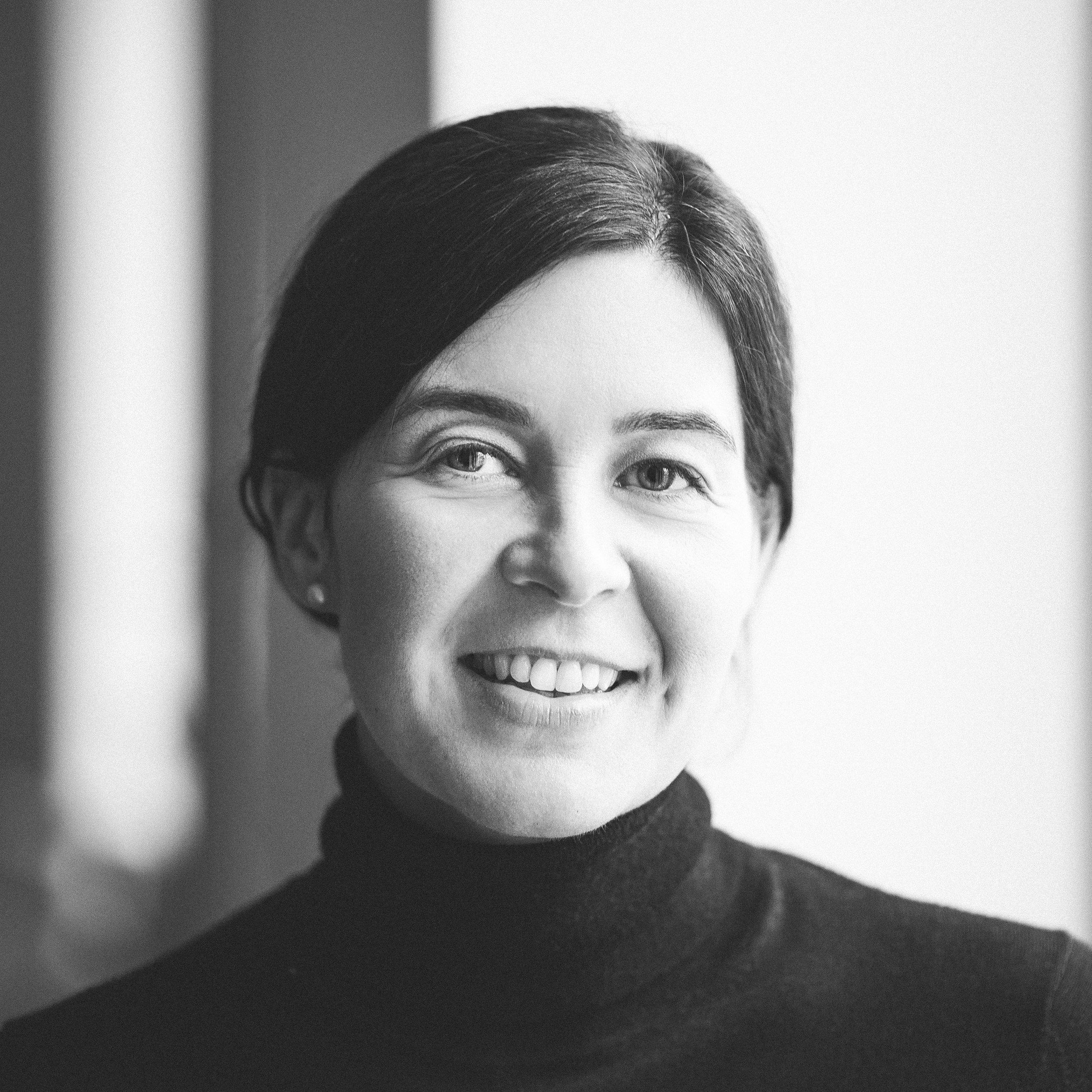 Karita Sall    CEO & Partner