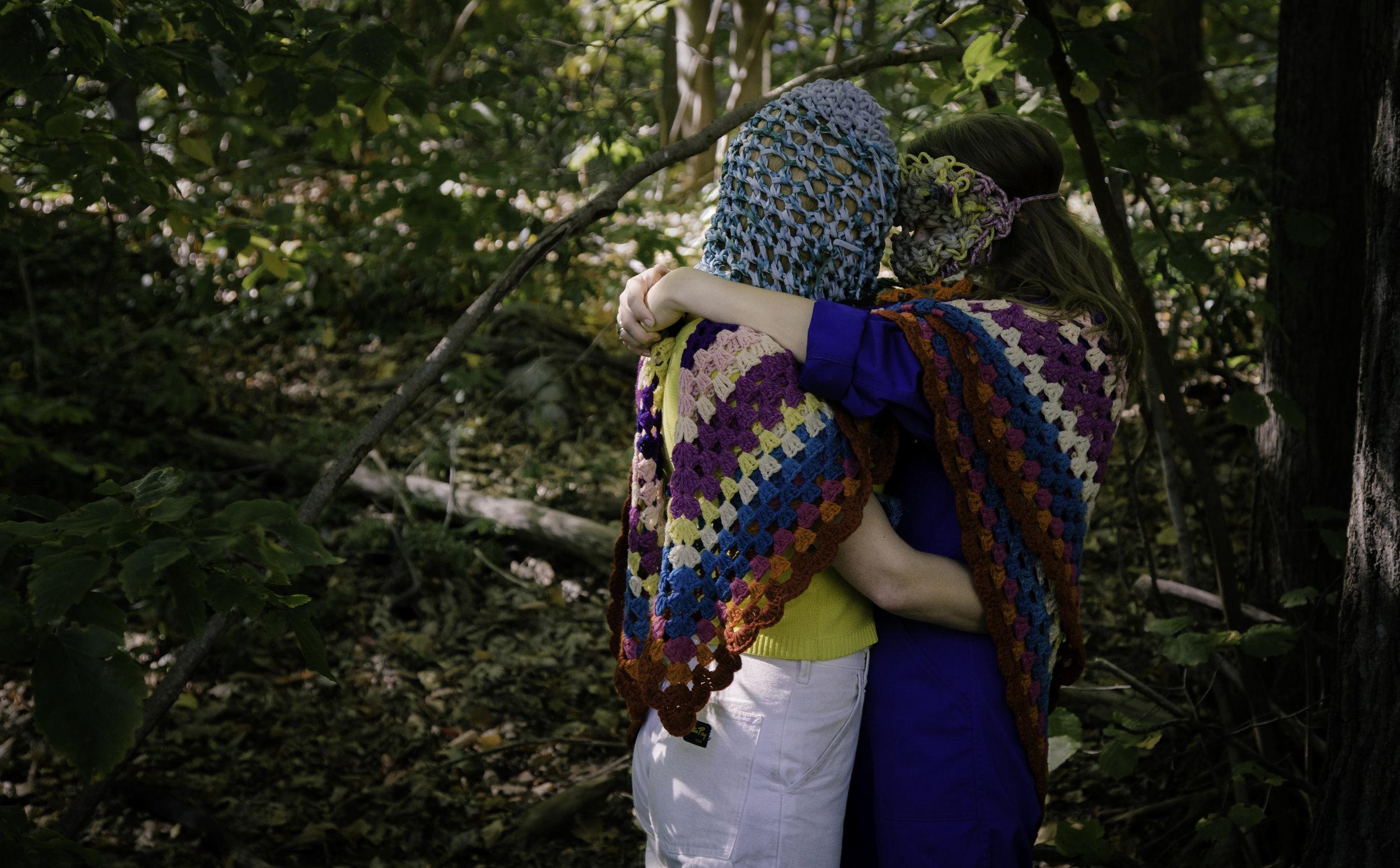 Faðma (Embrace) III, 2017