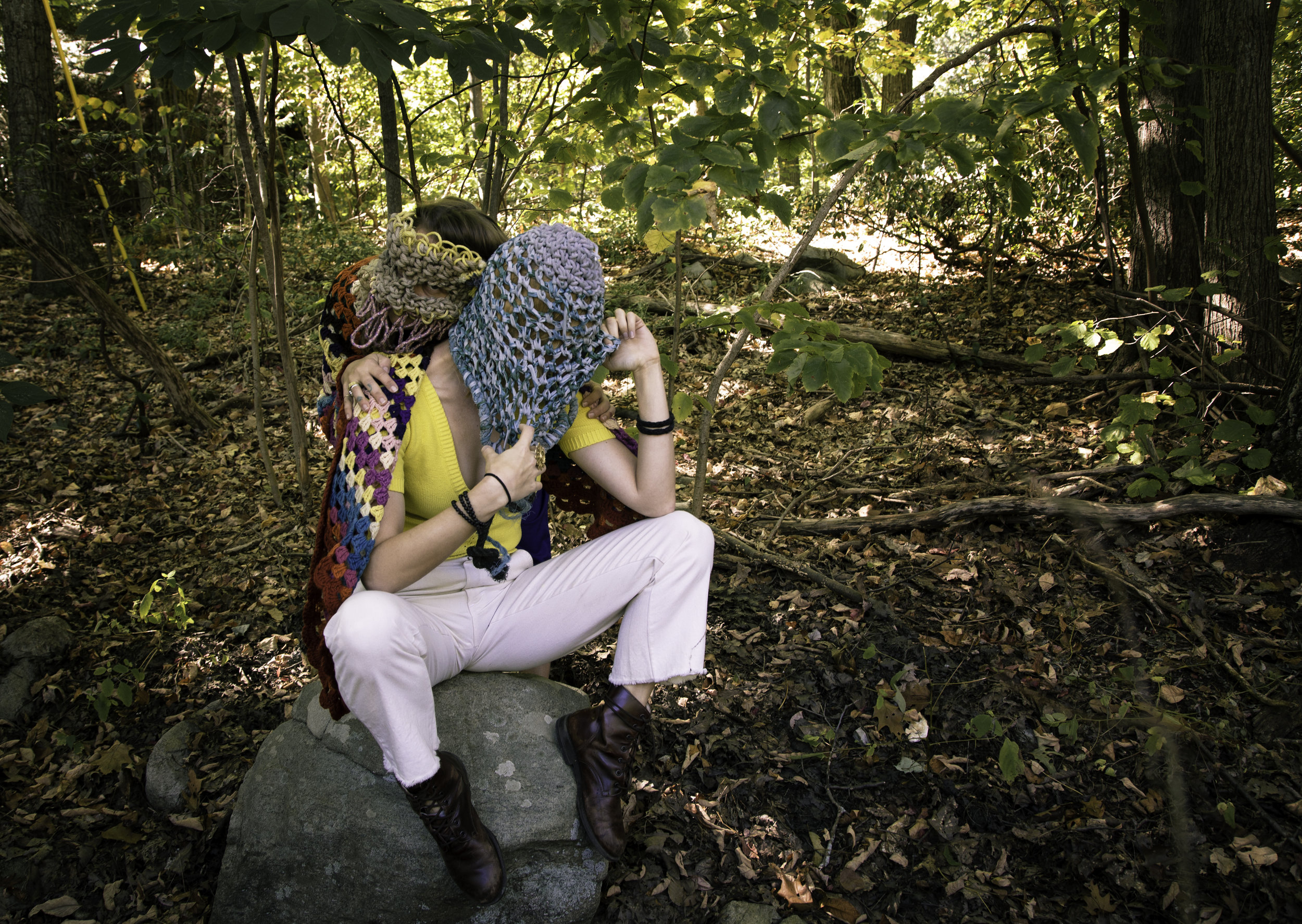 Faðma (Embrace) IV, 2017