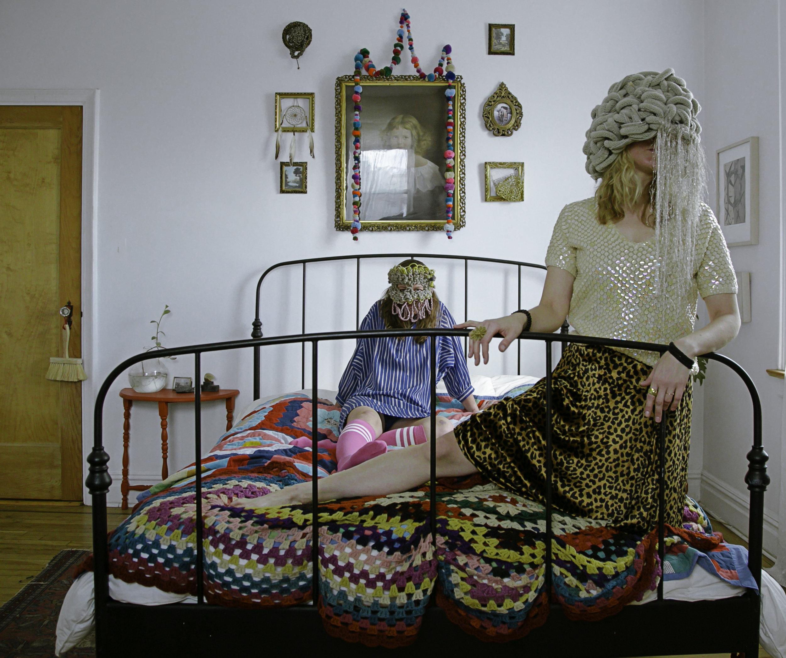 In Bed II, 2018