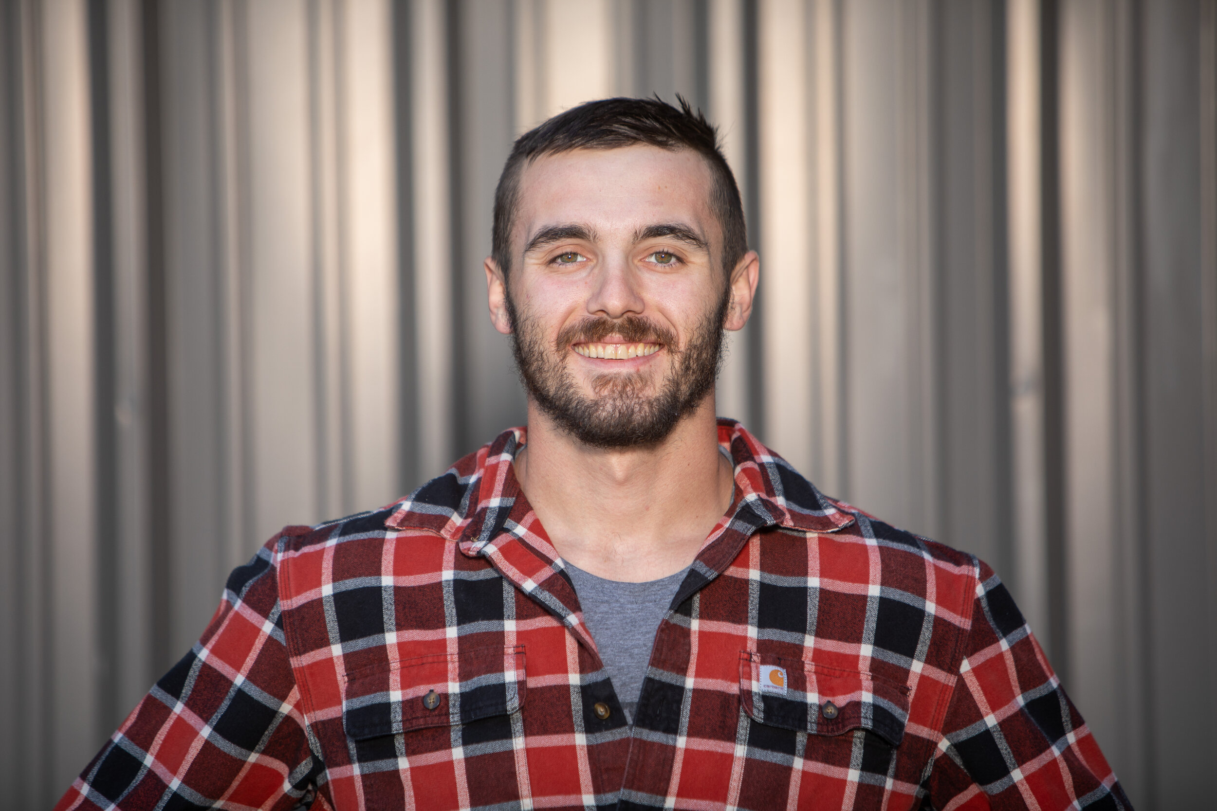 Colton Trisler, Project Engineer -