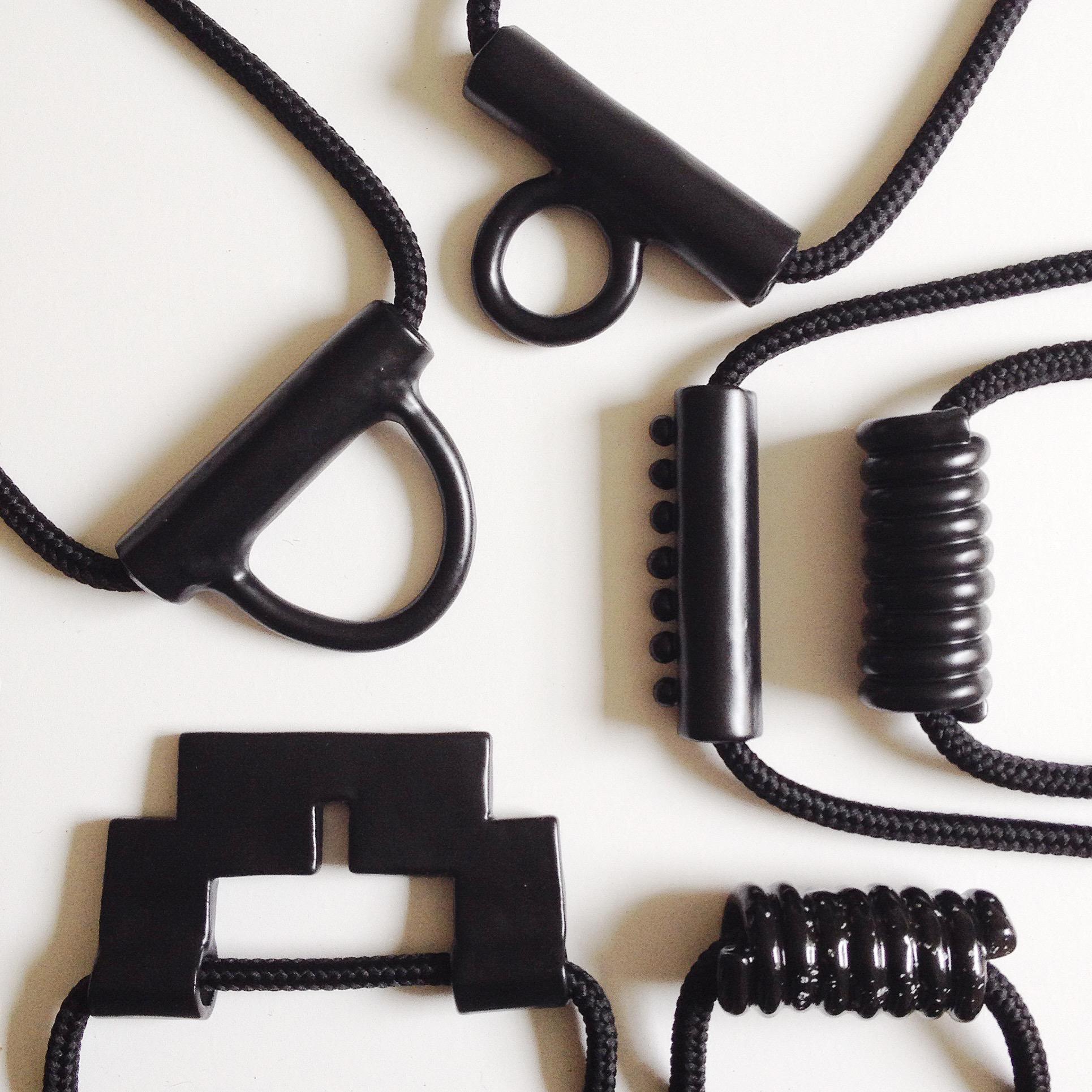 Necklaces, 2016