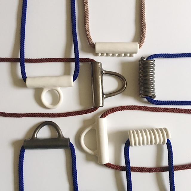 Necklaces, 2017