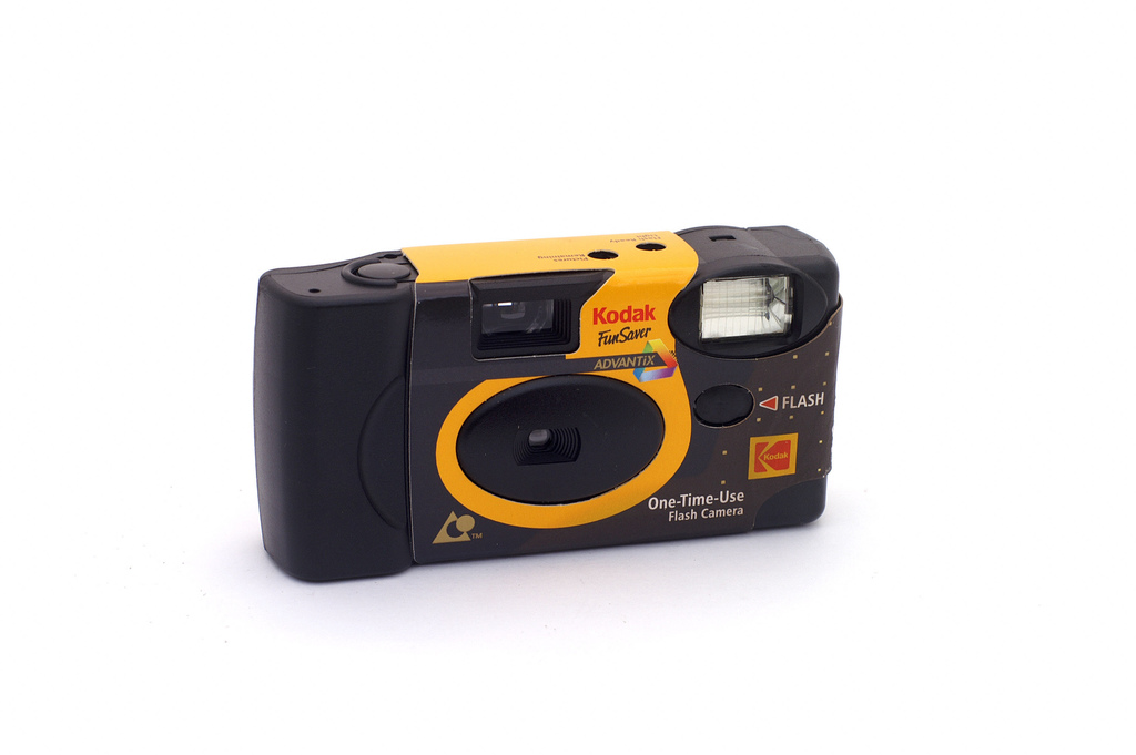 disposable camera for the NICU