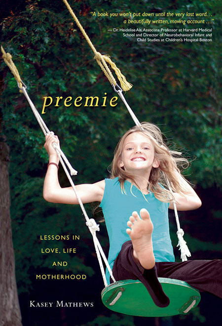 Preemie by Kasey Mathews front cover