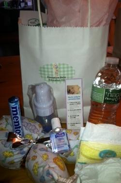 NICU Care package