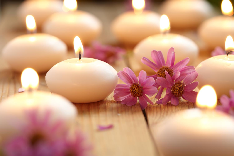 Candles for NICU meditation