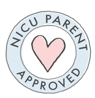 NICU Parent approved seal of approval