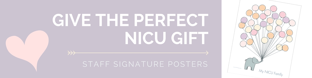Find the perfect NICU gift