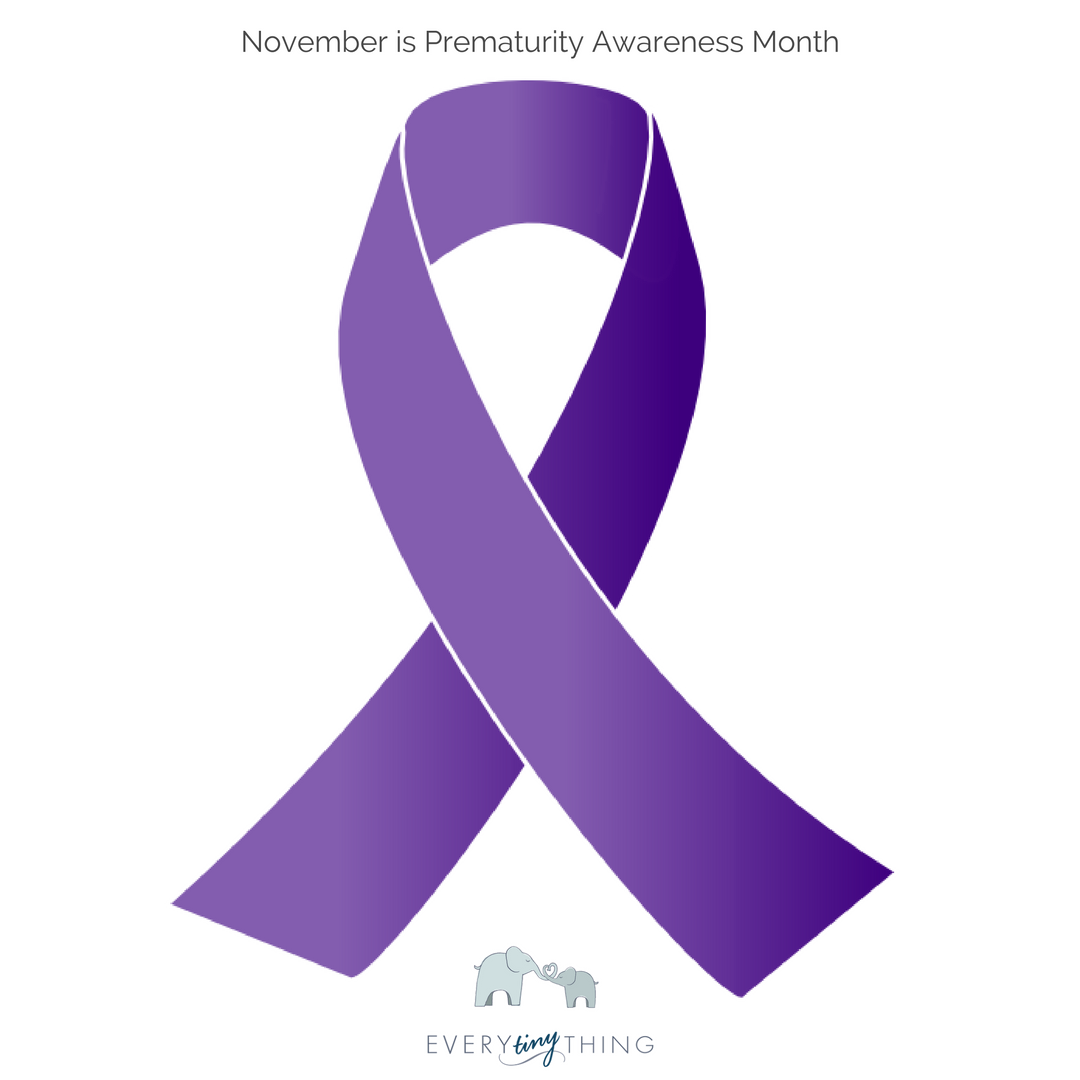 Nov Prematurity Awareness Month Ribbon.png