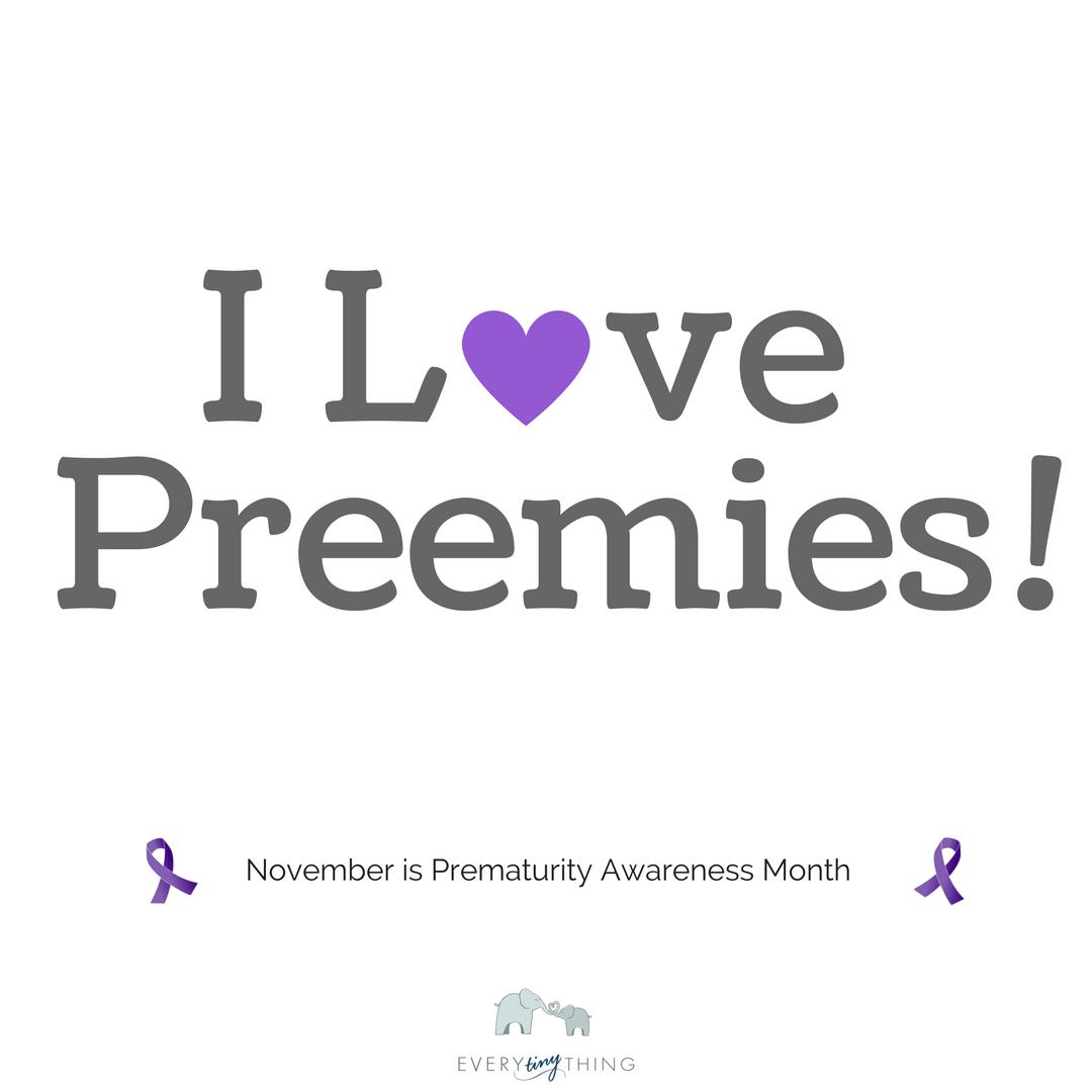 I love preemies Awareness Month Ribbon.png