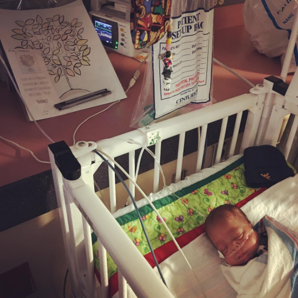 shop for NICU going home gift