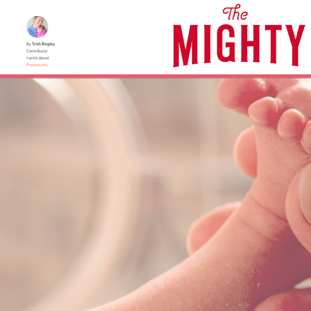 the reality of the NICU on the Mighty