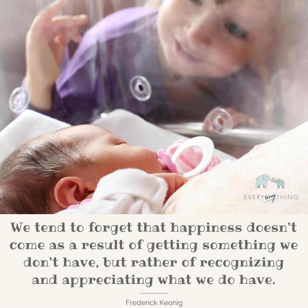 inspiring preemie quote happiness