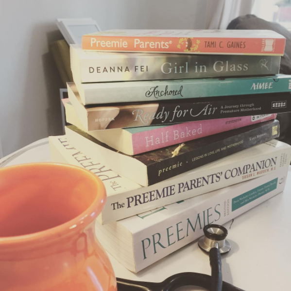 preemie books to read