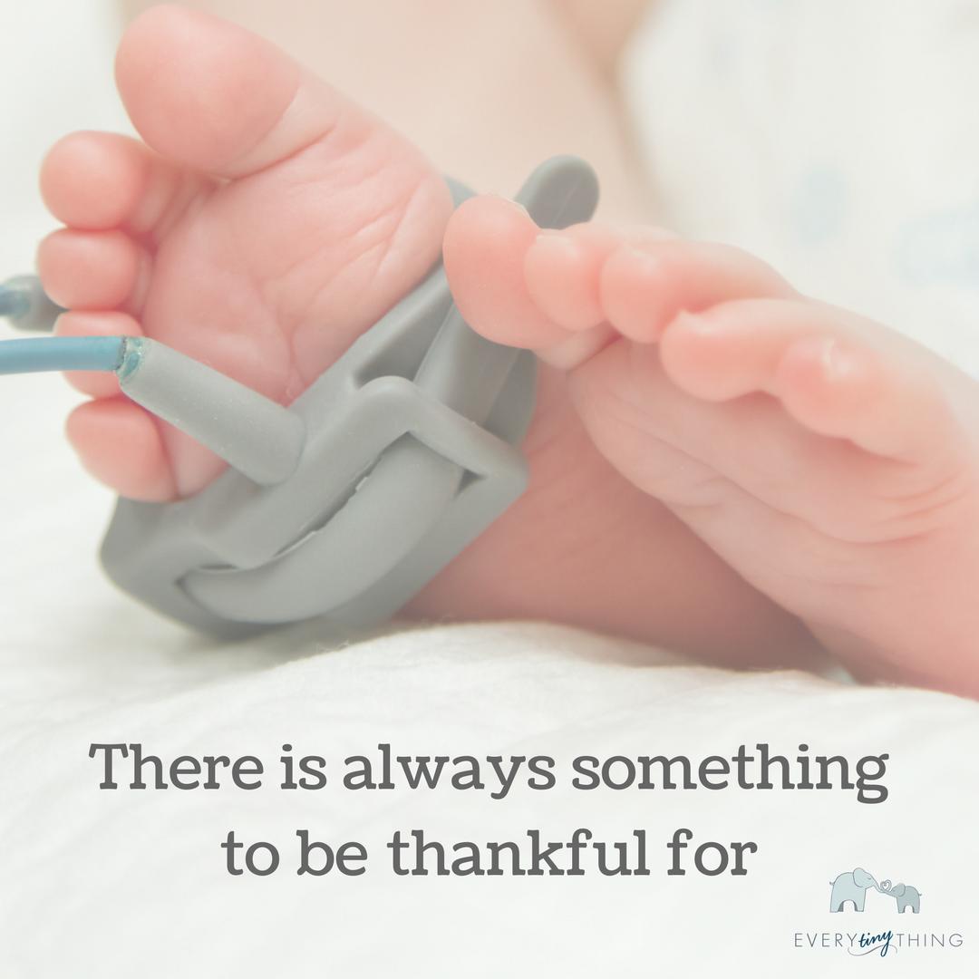 nicu thankful grateful gratitude quote