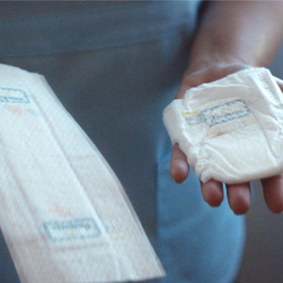 preemie micropreemie diaper for march of dimes