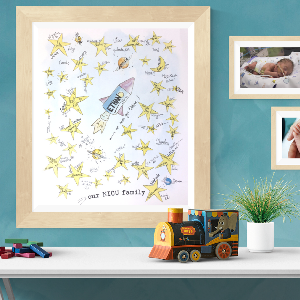 Shop NICU Family Posters