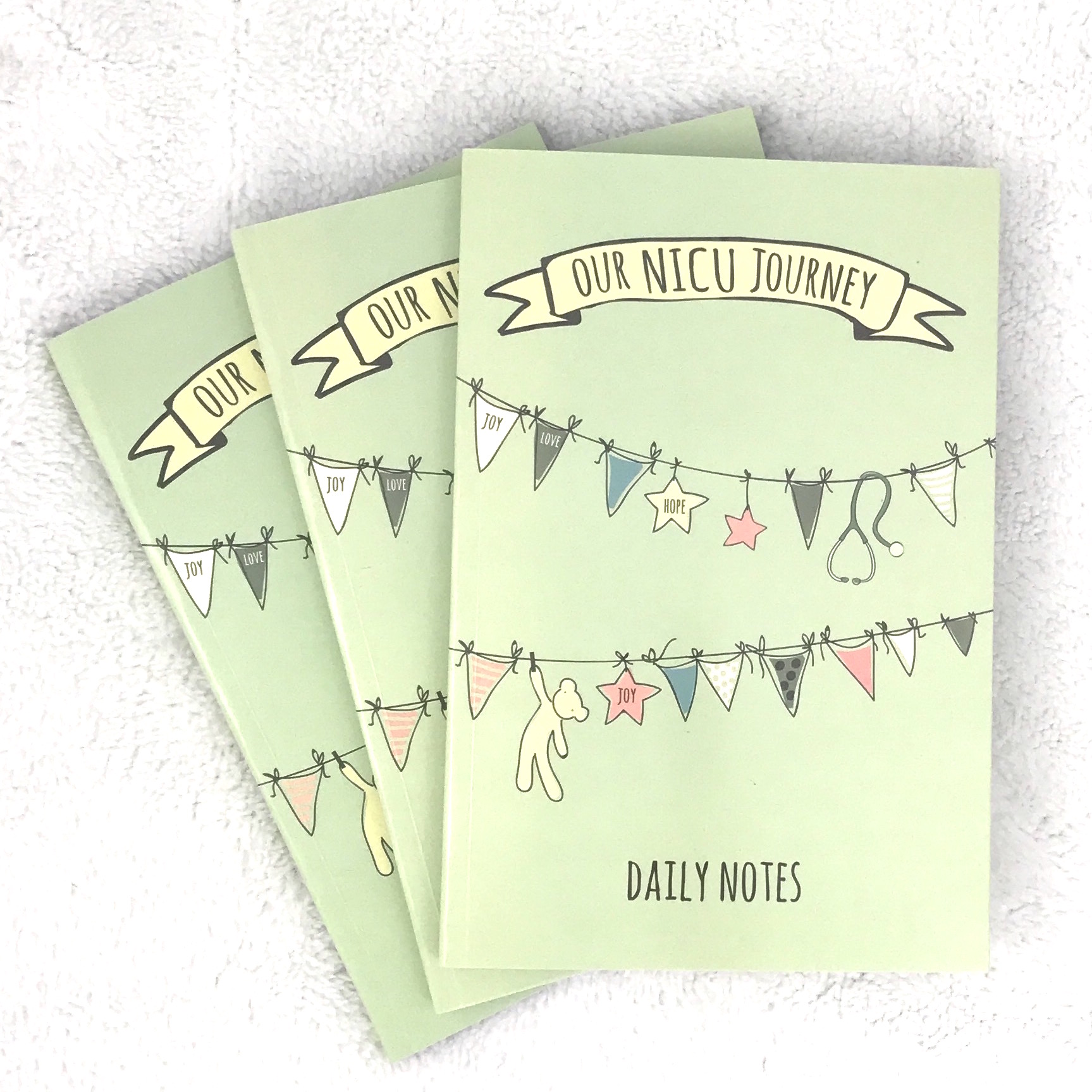 The best NICU journal - Our NICU Journey from Every Tiny Thing