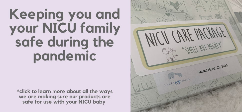 Every Tiny Thing - The NICU Store