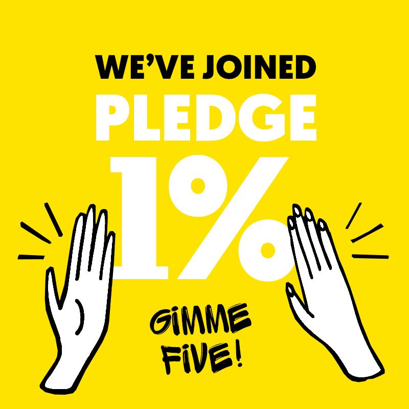 Pledge 1% Good Stuff Partners