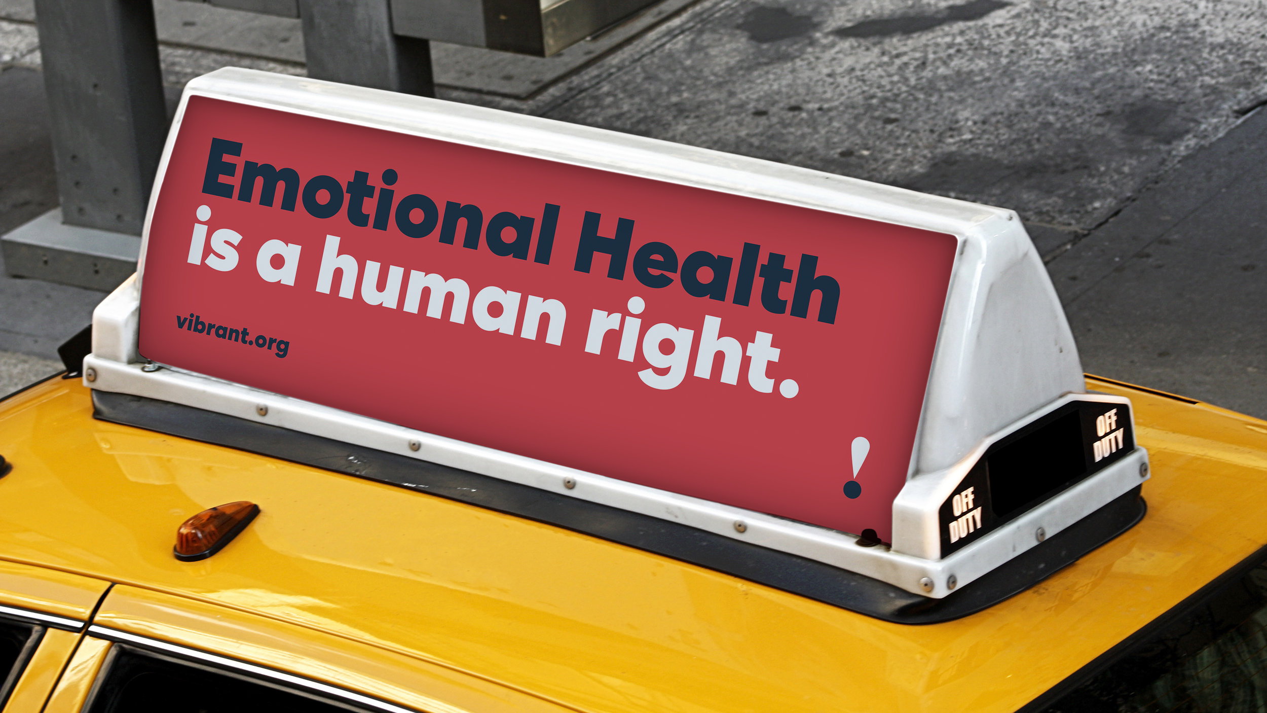 Brand launch campaign messaging written for Vibrant Emotional Health by Good Stuff Partners of Sausalito, a San Francisco Bay Area branding and design communications agency for purpose driven brands, companies and nonprofits.