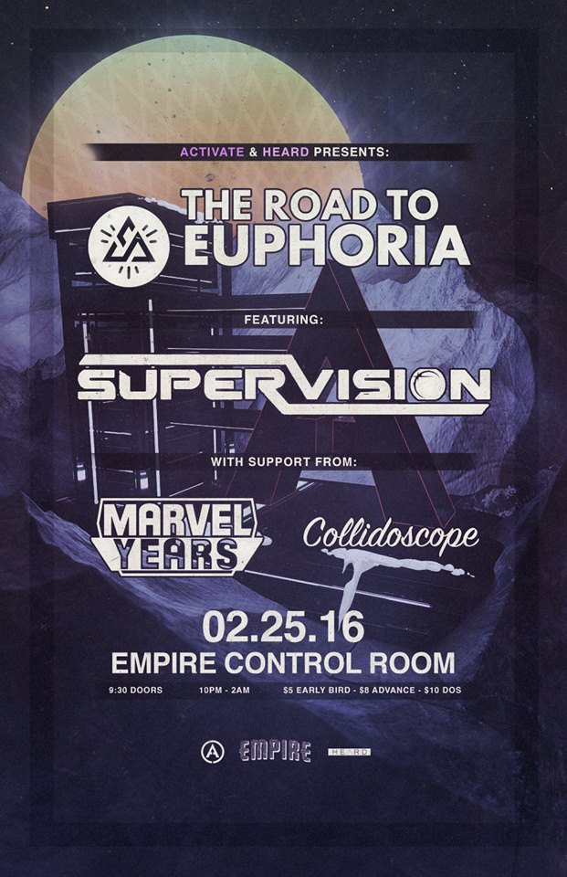 Road to Euphoria Ft. SuperVision