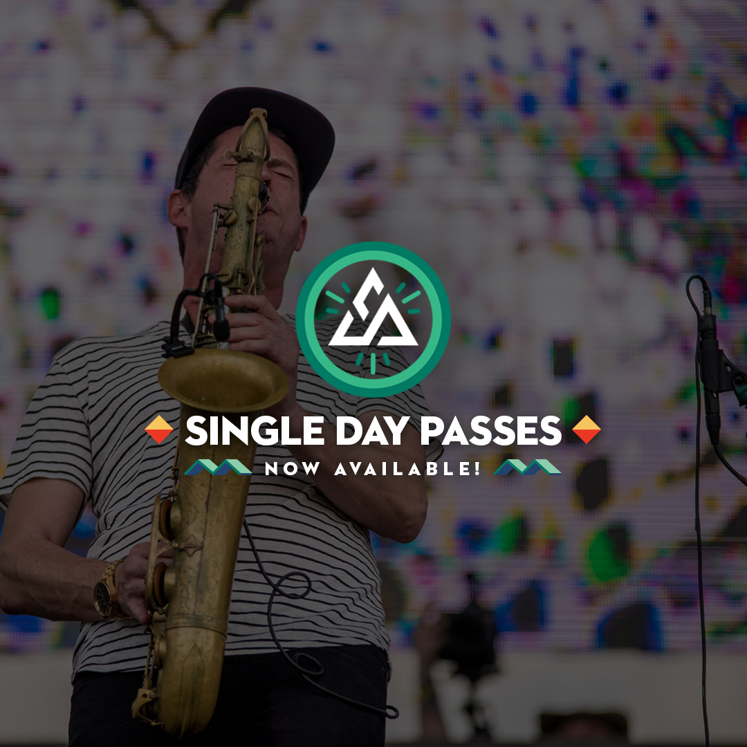 Single Day Passes