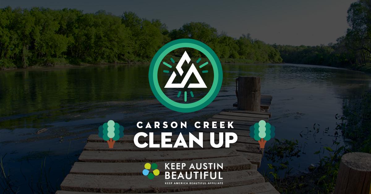 Carson Creek Cleanup