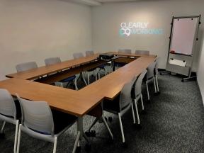 Amidon Training Room - Meeting Style
