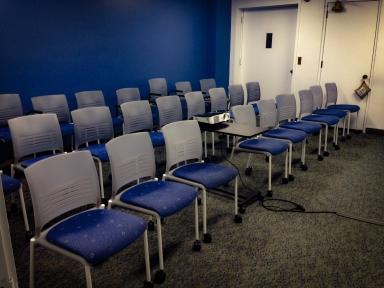 Think Tank Meeting Room - Presentation