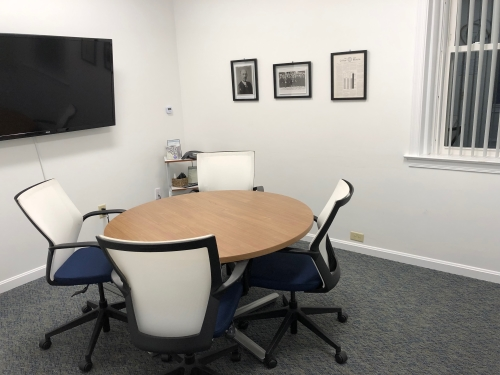 Clark Meeting Room - Seats 4