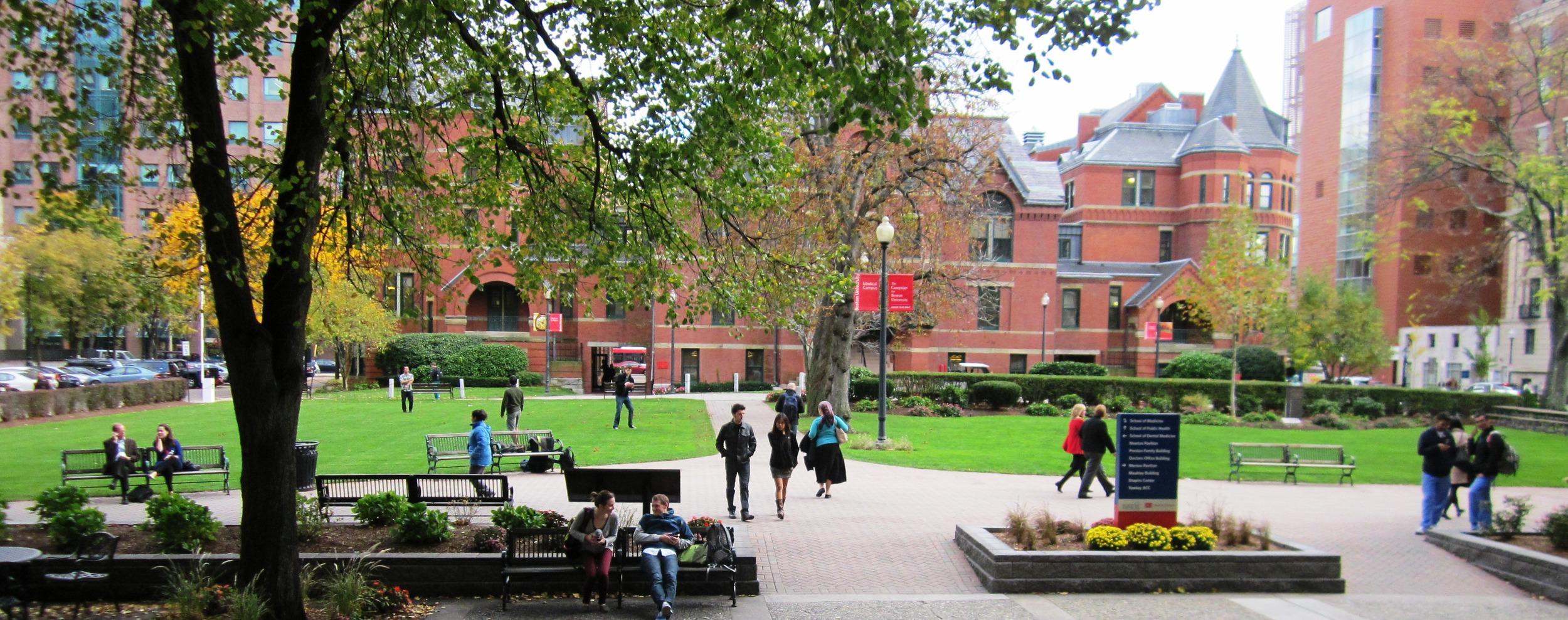 Boston University Screening